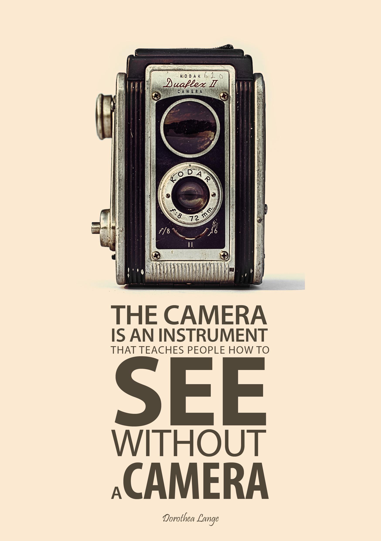 Photography Quote Quote  Retro Camera Uk